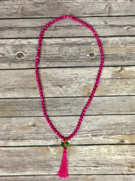 Everything Pink Necklace