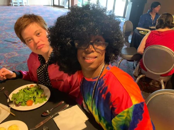 Best Friends 2018 Celebrity Waiter Dinner